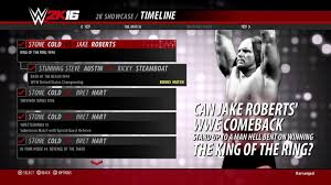 wwe 2k16 trailer reveals cover star stone cold steve austin wwe 2k16 review stone cold funner