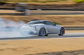 lexus lc drift lexus lc 500 8th place u2013 2017 motor trend u0027s best driver u0027s car