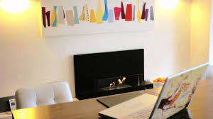 the alden bioethanol fireplace from imaginfires youtube