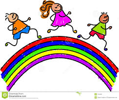 rainbow clipart for kids clipart panda free clipart images
