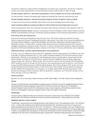 data scientist resume big data resume new 2017 resume format and cv sles miamibox us