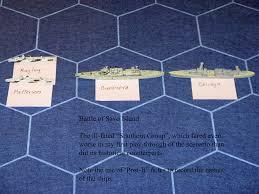 homebrewed scenario battle of savo island take 1 axis
