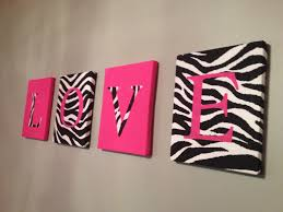 Animal Print Home Decor by Zebra Decor Photo In Zebra Print Wall Decor Home Decor Ideas
