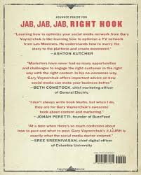 jab jab jab right hook how to tell your story in a noisy