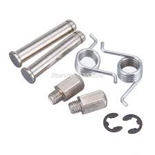 motorcycle aluminum front footrest foot peg fits for suzuki v