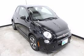 2014 fiat 500e battery electric green eyed motors