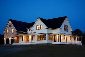 Modern Farmhouse Ranch Beautiful House By Gulf Shore Design Had A Chance To Consult With