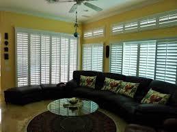 plantation shutters on transom windows specialty shaped window
