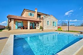 villa flowers family vacation house for rent in istria croatia