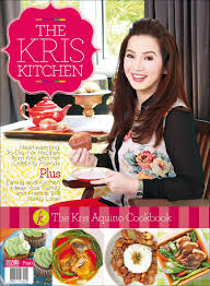Kris Aquino Kitchen Collection The Kris Aquino Magazine Digital Discountmags Com