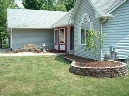 simple cheap landscaping ideas