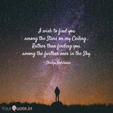 Stars On Ceiling by Ceiling Quotes Yourquote