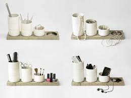 Make A Wooden Desk Tidy by Shuffle Desk Tidy By Ralli Design Design Milk