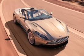 2018 aston martin db11 v new 2018 aston martin db11 volante uncovered auto express