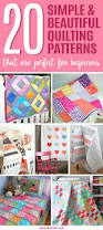 15 simple and beautiful quilt patterns for beginners ideal me