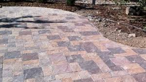 Brock Paver Base Installation by Installing Pavers Installing A Paver Patio Youtube
