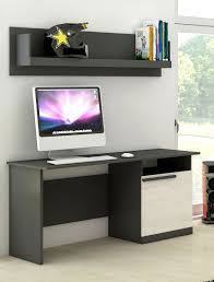 Schreibtisch Kiefer Set Schreibtisch Regal Grafit Grau Andersen Kiefer Neu