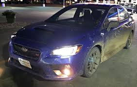 subaru old this is my new u002716 sti only 2 days old and she u0027s already a