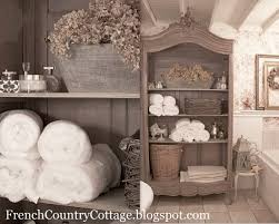 French Cottage Bath Design Feature Friday French Country - French country bathroom designs