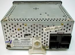 1999 2000 ford explorer factory am fm radio cassette cd player