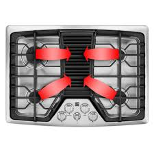 what is downdraft cooktop ventilation sears