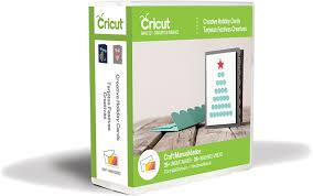 amazon com cricut creative holiday cards cartridge