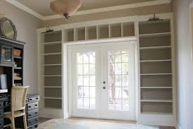 Billy Bookcases With Doors Ikea Hacks The Best 23 Billy Bookcase Built Ins