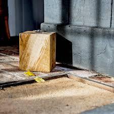 cube doorstop u0026 handmade cube doorstop in pretty duck egg blue and