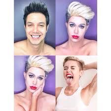o filipino paolo ballesteros se transforma nas famosas de hollywood usando maquiagem beleza capricho