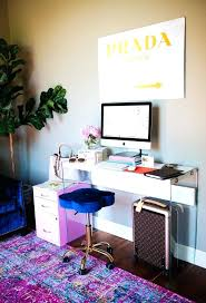 office design girly office decorating games desk omg super girly