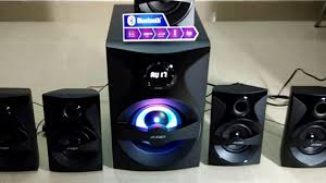 home theater system f d f u0026d f3800x 5 1 multimedia speaker system unboxing and quick review
