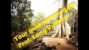 tour guide training tour guide training by prof long vudthy youtube