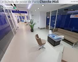 la poste bureaux bureau de poste de cherche midi connected