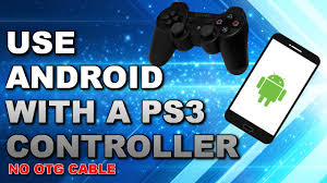 connect ps3 controller to android how to connect a ps3 controller to your android phone no otg