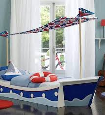 Pirate Ship Toddler Bed Totally Awesome Boat Beds Kidspace Interiors