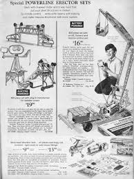 the christmas wish book gilbert erector set from the 1969 sears christmas wish book