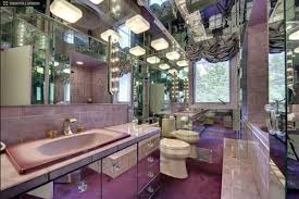 Mirrored Bathrooms 1962 Time Capsule House With Bold And Colorful Decorator Interiors