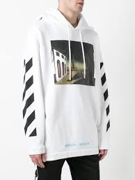 off white mirror hoodie 0188 white men clothing hoodies off white
