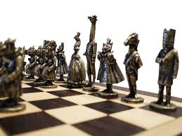 chess board perry gargano ahalife