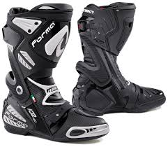 good motorcycle boots forma ice pro flow boots revzilla