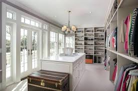 Closet Door Options Large Closet Beautiful White Walk In Closet With Doors And