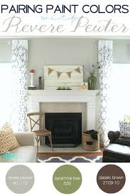 Most Popular Gray Paint Colors 37 Best Revere Pewter Images On Pinterest Wall Colors Interior