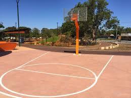 Backyard Pool And Basketball Court 10 Steps To Creating A Backyard Skate Park Howstuffworks Loversiq