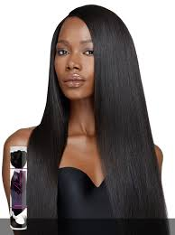 how to trim relaxed hair bounce relaxed straight