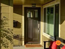 Fiberglass Exterior Doors With Glass 36 X 80 Craftsman Fiberglass Door Plastpro Model Drs3c
