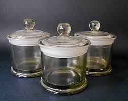 antique kitchen canisters vintage kitchen canisters etsy