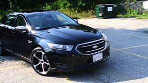 2010 Ford Taurus Interior 2014 Ford Taurus Limited Awd Dark Side Metallic Exterior Dune