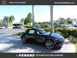 2016 used mazda mx 5 miata miata mx 5 at royal palm mazda serving