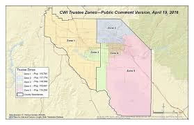 idaho zone map of idaho seeks comment on trustee zone plan