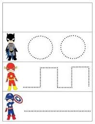 freebie download the batman pre pack other worksheets